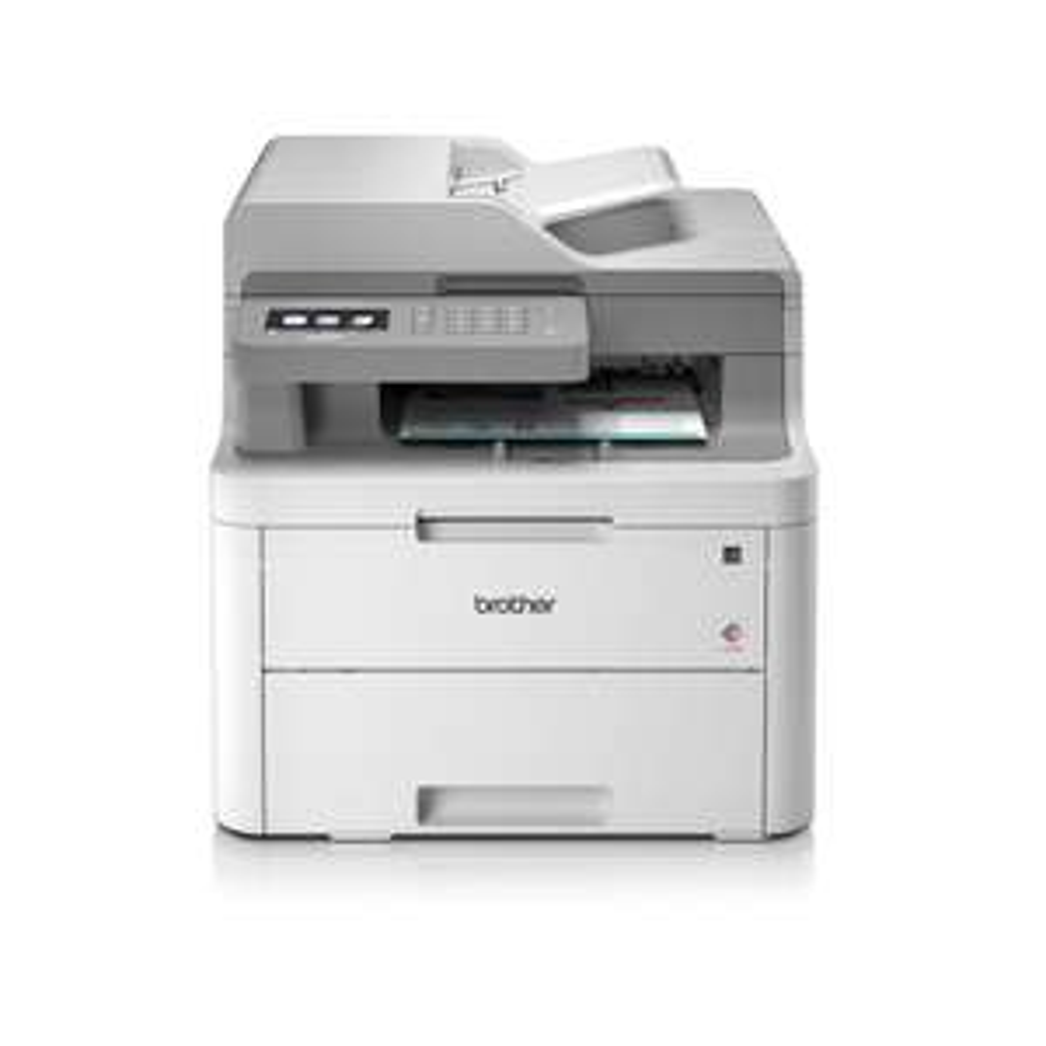 Brother DCP-L3550CDW Farblasermultifunktionsdrucker 3in1 plus 30 Euro Cashback möglich