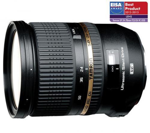 Tamron 24–70mm f/2.8 Di VC USD Canon@ meinpaket.de