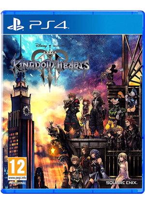 Kingdom Hearts III (PS4) für 23,02€ (Base.com)