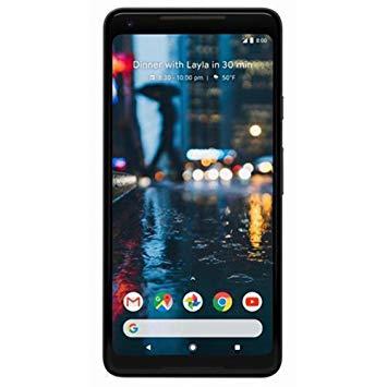 Google Pixel 2 XL 64GB in Schwarz für 229,90 Euro / bei Ebay, wie NEU, Kundenrückläufer
