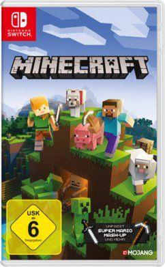 Minecraft Nintendo Switch für 24.25 VSK