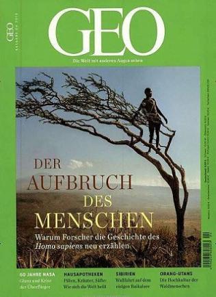 GEO Abo (12 Ausgaben) für 95,80 € mit 60 € BestChoice Universalgutschein