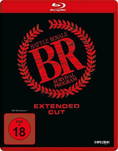 Battle Royale - Extended Cut & Kinofassung (Blu-ray) für 5€ (Amazon + MediaMarkt)