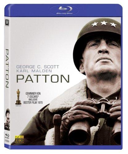 Patton (Blu-ray) für 5€ (Amazon Prime & Media Markt)