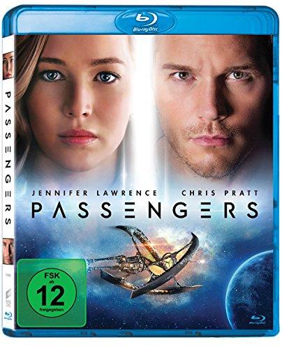 [Amazon Prime] Passengers (Blu-ray) für 5€