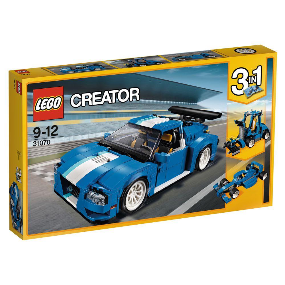 [Jako-o] LEGO Creator 31070 Turborennwagen