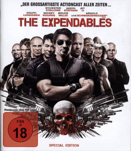 [Thalia Club] The Expendables Special Edition (Blu-Ray) für 3,83€