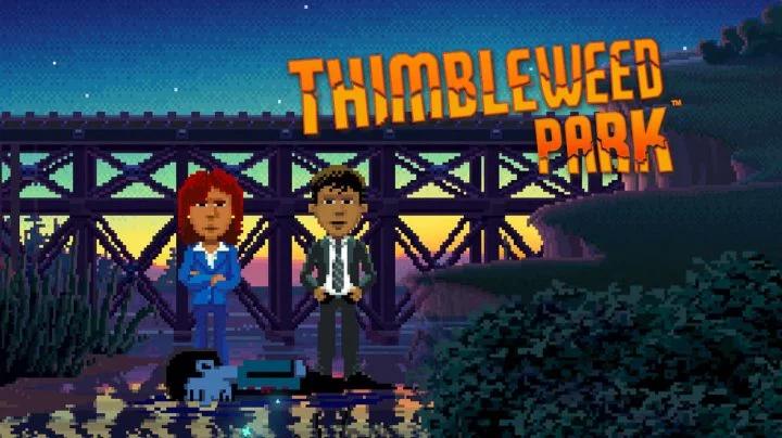 Thimbleweed Park im Epic Store für 4,99€ dank 10€ Rabatt auf alle Games ab 14,99€