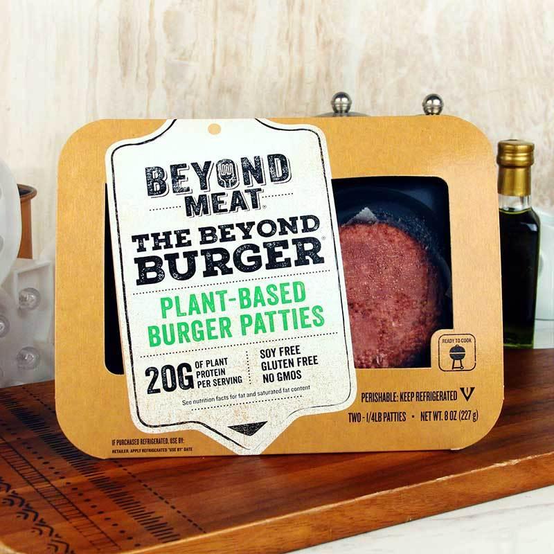 Lidl - Beyond Meat Burger - 2 Patties (227g) ab dem 27.05.2019