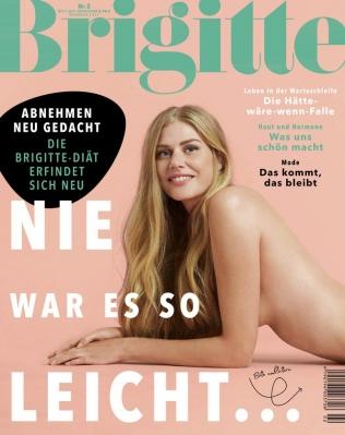 7 Ausgaben der Brigitte für 28€ + Prämie: 28€ Verrechnungsscheck + 1 Monat kostenfrei