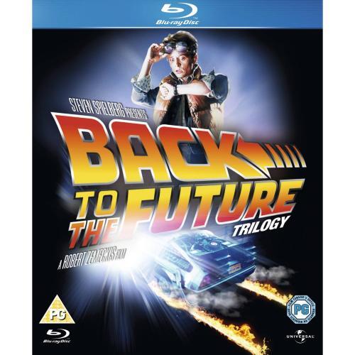 (UK) Jurassic Park Trilogy oder Back to the Future Trilogy für umgerechnet ca. 13.85€ @ Amazon.UK