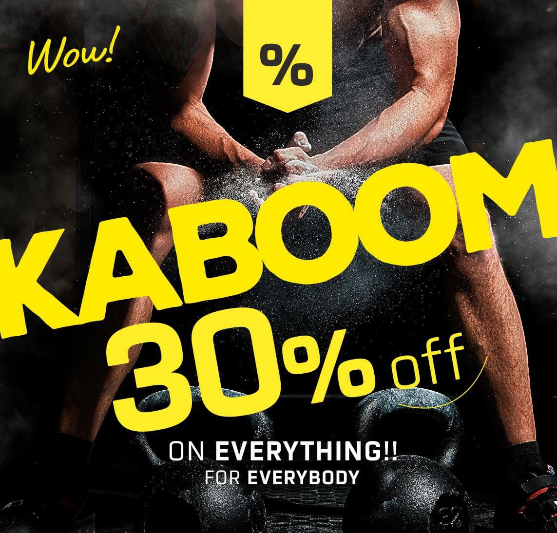 30% auf (fast) alles bei BODYLAB24 z.B. 2kg Whey-Protein für 20,50€ +4,90€ VSK bis 50€