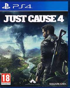 Just Cause 4 (PS4 / XBOX ONE)