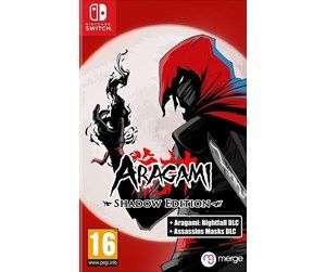 AragamiShadow Edition (Switch) [Proshop]
