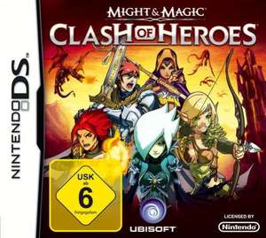 Might & Magic - Clash of Heroes Nintendo DS für 5,99€