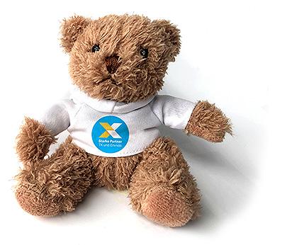 Mit Teddy Tom reisen und helfen