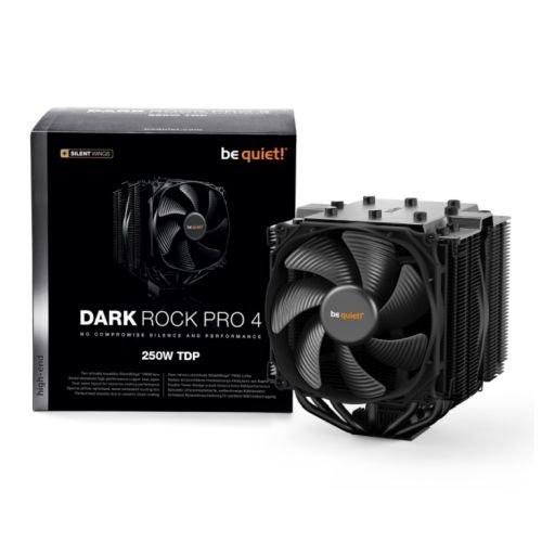 be quiet! Dark Rock 4 PRO - CPU Kühler für 54,68 inkl. Versand