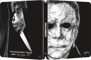 Halloween 2018 - 4K UHD Ultra HD Blu Ray Steelbook (Zoom UK)