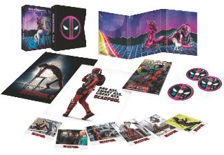 Deadpool 1+2 Ultimate Unicorn - (Blu-ray) [Saturn]