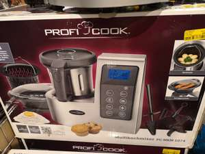 (Lokal Oldenburg) Profi Cook 10 in 1 Multikochmixer PC-MKM 1074