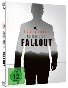 Mission Impossible 6 - Fallout (Steel Edition) - (Blu-ray) [Saturn]