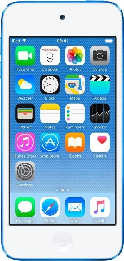 "Apple »iPod touch 6 Blau"" 32 GB« MP4-Player (32 GB)"