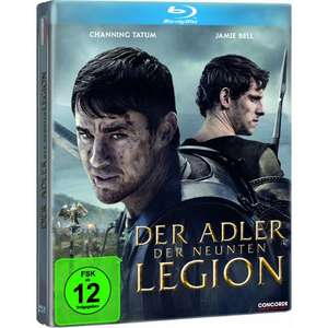 Scream 4 & Der Adler der neunten Legion Steelbook  (Limited Edition) für je 8,97 € @AMAZON.DE