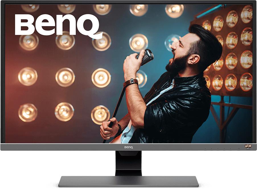 """BenQ EW3270U - 31,5"""" 4K UHD Monitor (VA, 300cd/m², 4ms, 60 Hz, AMD Free Sync, LFC, USB-C mit DisplayPort, VESA, HDR10@10bit, 100% sRGB)[NBB]"""