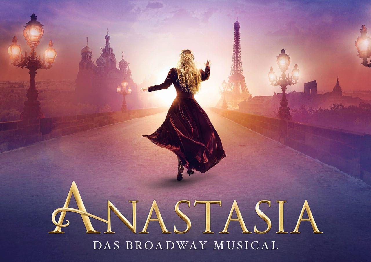 Stuttgart: 50% Musical Anastasia