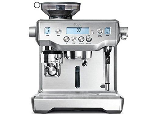 [Amazon] Sage SES980 Halbautomatische Espresso Maschine The Oracle - zum Bestpreis
