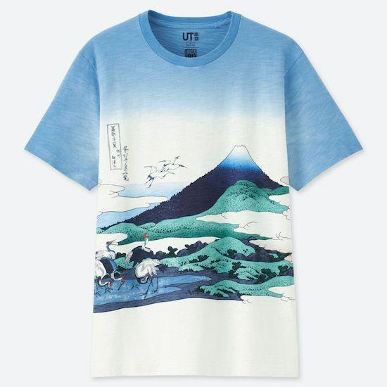 UNIQLO UT - 2 Shirts für 19,90€ (+ 3,95€ Versand)