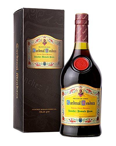 Cardenal Mendoza Gran Reserva Clásico Brandy 0,7l 40% bei [Amazon]