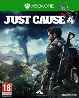 Just Cause 4 - Xbox One Steelbook [HD Gameshop]