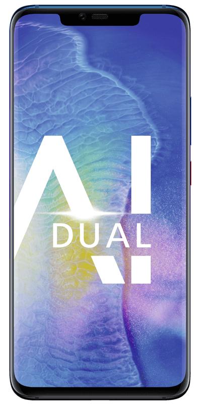 HUAWEI Mate 20 Pro B-Ware + 1GB green LTE Tarif mobilcom-debitel 16,99€ monatl.