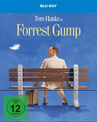 Forrest Gump Limited Steelbook Edition (Blu-ray) für 6€ (Amazon Prime)