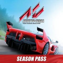 Assetto Corsa - DLC Season Pass (PS4) für 5,99€ (PSN Store)