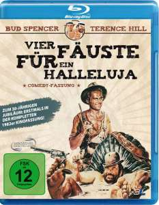 [Amazon Prime/Saturn] 5 Bud Spencer /Terence Hill Blu-ray Filme für 14,96€