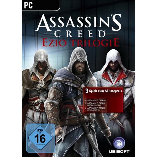 [Amazon.de] Assassin's Creed - Ezio Trilogie [PC-Download]