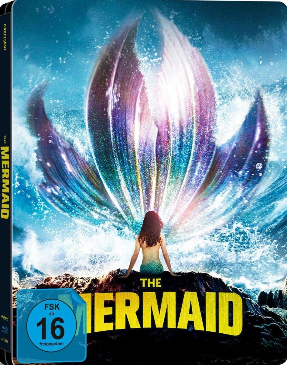 [Media Markt / Amazon Prime] The Mermaid 3D (Blu-ray Steelbook) für 5€