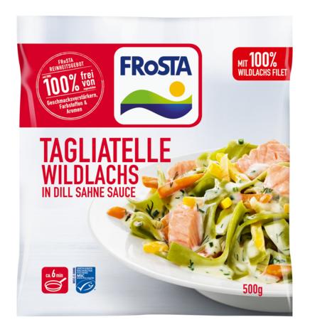 [Kaufland ] Frosta Tagliatelle Wildlachs 500g 1,99€ /lokal auch für 1,49€ (Angebot+Coupon)