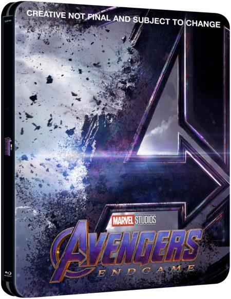 [Amazon Italien] Avengers: Endgame 3D (Blu-ray Steelbook) für 24,96€ inkl. Versand vorbestellbar!