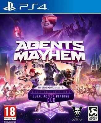 Agents of Mayhem(PS4) [Ebay Anverkauf]