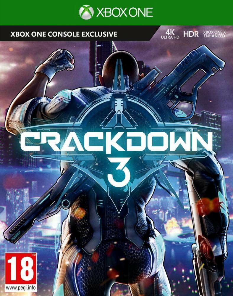Crackdown 3 (Xbox One) für 18.96€ (Fnac)