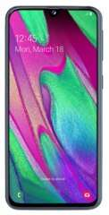 Samsung Galaxy A40 Black für 209 € inkl. Versand