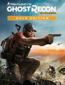 Tom Clancy's Ghost Recon: Wildlands - Year 2 Gold Edition (Uplay) für 14.50€ (Ubisoft)