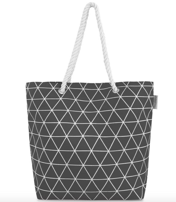 Strandtasche mit Kordel in vielen Designs, versandkostenfrei, 50 x 37 x 15 cm