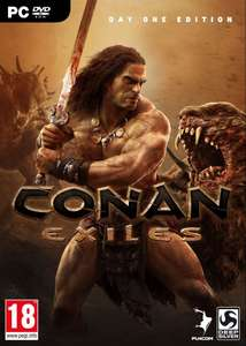 Conan Exiles Day One Edition (PC) für 13,86€ (Amazon IT)