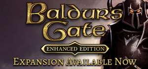 Baldur's Gate: Enhanced Edition & Baldur's Gate II: Enhanced Edition für je 3,99€ (Steam)