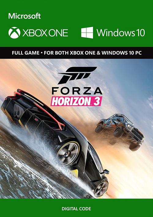 Forza Horizon 3 (Xbox One/PC Digital Code Play Anywhere) für 20,69€ (CDkeys)