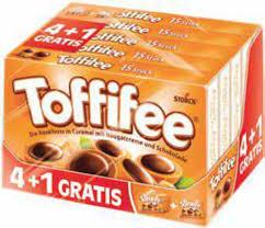 Toffifee 4+1 Gratis  625gr. 4,39 Lokal Aldi Nord